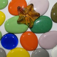 Buy cheap Glass Pebble from wholesalers