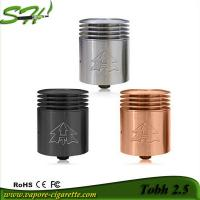 Wholesale Tobh 2.5 RBA Atomizer Tank Copper Contact With 6 Air Holes On The Shell from china suppliers