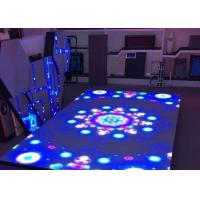 Wholesale LED Dance Floor Panels 500*500MM SMD Interactive LED Dance Display P6.25 from china suppliers