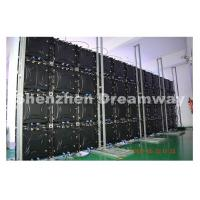 Quality Nationstar SMD2727 6 mm pp Outdoor LED Screen Rental with 576 x 576 mm Cabinet for sale