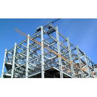 Wholesale Prefab steel structure multiple floor commercial steel buildings EPC project from china suppliers