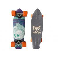 China Customize Skateboard Deck Pro 5 inch Aluminum Truck Pro wheels on sale