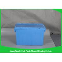 Wholesale Standard Plastic Attached Lid Containers Foldable Large Distribution For Industry from china suppliers