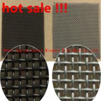 Wholesale Security Screen Door 304/316 Stainless Steel Wire Mesh from china suppliers