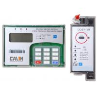 Wholesale Transparent Din Rail Mounted Kwh Meter 800g Single Phase Electric Meter from china suppliers