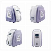 China 93% Concentration Oxygen Concentrator Humidifier With Power Inverter for Use in Car Optional on sale