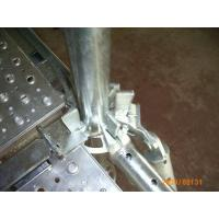 Wholesale Hot dipped Galvanized Ring Lock Durable Steel scaffolding System from china suppliers