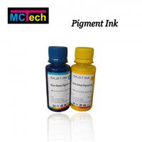 Buy cheap 70ml/100ml water based PIGMENT ink for Epson L100 L200 L210 L301 L350 L355 L455 L555 L1300 L800 L801 L1800 from wholesalers