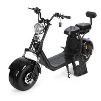 Wholesale Customized Color 80km Removable Double Lithium Battery Citycoco 2000w 2 Wheels Electric Scooter from china suppliers