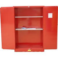 Wholesale Red Paint Ink Chemical Hazardous Storage Cabinet heavy duty for SSMR100030P from china suppliers