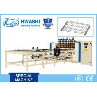 Wholesale Automatic Wire Mesh Welding machine For Oven Glide Shelves Rack from china suppliers