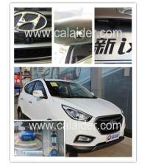 Wholesale 360° Eyeball Ccd Waterproof Car Backup Camera With Wide Angle For Hyundai IX45 / New Santa Fe from china suppliers