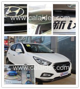 Quality 360° Eyeball Ccd Waterproof Car Backup Camera With Wide Angle For Hyundai IX45 / New Santa Fe for sale