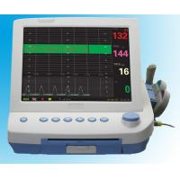 "Wholesale Portable 3 Parameters electronic 12.1""maternal home fetal heart monitor 152mm wide paper from china suppliers"
