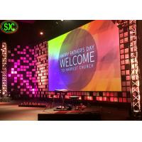 China Mobile P2.5 Stage led video wall , indoor Led screen  for Concert on sale