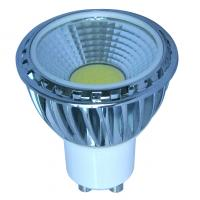 Wholesale Non-Dimmable 5Watt Sunline GU10 COB LED Spot Lights 90Degree H54.5mm D50mm from china suppliers
