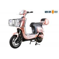 Wholesale Hight Class Adult Electric Bike Max Speed 30-40 km/h With Big Rear Box from china suppliers