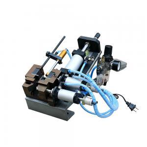 Quality Electric Pneumatic Wire Stripping Machine , Multi Core Wire Stripper Machine for sale