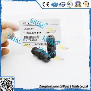 Wholesale F00RJ00449 PORT pressure pipes F00R J00 449 Pressure pipe nipple F 00R J00 449 from china suppliers