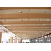 Wholesale Decorative Roofing Materials / Suspended Ceiling Panels For Corridor from china suppliers