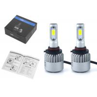 Wholesale 6500K Auto LED Headlamp Bulbs S2 9005 HB3 72W 8000LM COB Led Headlights For Cars from china suppliers