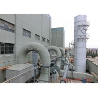 Wholesale Steel Wet Gas Scrubber 95% Dust Collection Efficiency And Desulphurization from china suppliers