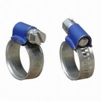 Wholesale British-style Hose Clamps, Torque- and Corrosion-resistant  from china suppliers