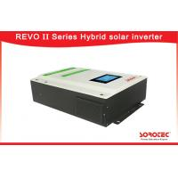 Buy cheap 5kW MAX PV Array Power 4500W On / Off Grid Hybrid Inverter Solar Power from wholesalers