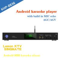 Buy cheap Best Wholesale Android 1080P Mic Lemon KTV Karaoke system player,Support large 16TB capacity hard drive.Insert Coin from wholesalers