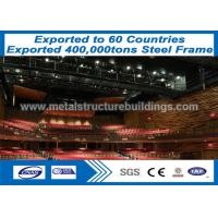 Buy cheap Easy Steel Fabricated Buildings With Single Level Butt Welding Welding from wholesalers