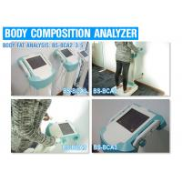 Wholesale High Accuracy Body Composition Analyzer For Body Weight / Nutrition Analysis from china suppliers