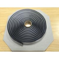 Wholesale Self Adhesive Waterproof Butyl Tape / Black Rubber Rope For Automotive SGS from china suppliers