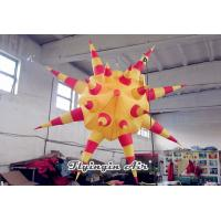 Wholesale 2m Height Inflatable Sun with Blower Inside for Corporate Event Management from china suppliers