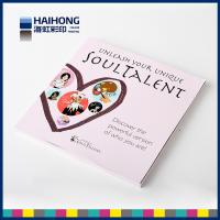 Buy cheap Perfect bound and sewing binding , horizontal book , matte finishing , small from wholesalers