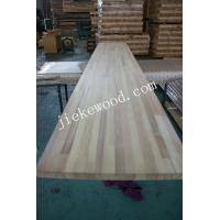 Wholesale Iroko solid wood panel finger jionted panels countertops table tops butcher block tops kitchen tops from china suppliers