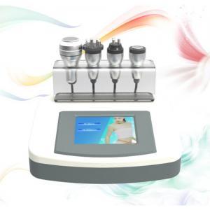 Wholesale Ultrasonic Cavitation fat reduction Cavitation Slimming Machine+RF skin improvement from china suppliers