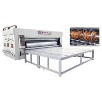 China Water - Based Printing Slotting Machine Rockery Interval Adjustment Device on sale