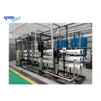Wholesale CE Passed Reverse Osmosis Water Treatment Plant for Chemical Processing from china suppliers