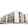 Anti Corrosive Steel Frame Structure , Multi Storey Steel Structure Platform