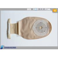 Wholesale Safety One Piece Colostomy Bag / Non - Woven Urine Colostomy Bag With CE ISO Approved from china suppliers