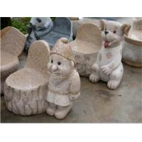 Wholesale Exquisite & Cute Small Stone Bench, Granite Stone Carving & Sculpture from china suppliers