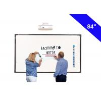 Wholesale Windows Smart Tech Interactive Whiteboard 3840 X 2160 Interactive Touch Board from china suppliers