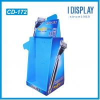 Buy cheap cardboard advertising display counter from wholesalers