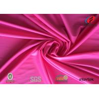 Wholesale Fengcai fabrics textiles Upf 50 polyester spandex fabric for sportswear from china suppliers