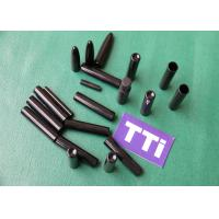 Wholesale Black Custom Injection Molds Parts ABS + PC Industrial Tubes from china suppliers