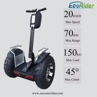Wholesale 21 Inch Off Road Segway Electric Scooter Ecorider 4000W Brushless 2 Wheel Balance Scooter from china suppliers