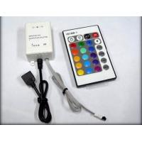 Wholesale CE , ROSH High Power 24W 12V 2A LED RGB Led Controllers LR-CW-E1 from china suppliers
