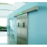 Wholesale Heavy duty and safety system Automatic hospital clean room door with foot sensor from china suppliers
