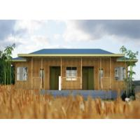 Wholesale Economic Portable Prefab Bungalow Houses One Bedroom Prefab Homes Hotel Design Plan from china suppliers