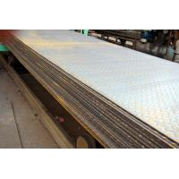 Wholesale SS400, Q235B, S235JR Hot Rolled Steel Coils / Checkered Steel Plate, 2000mm -12000mm Long from china suppliers